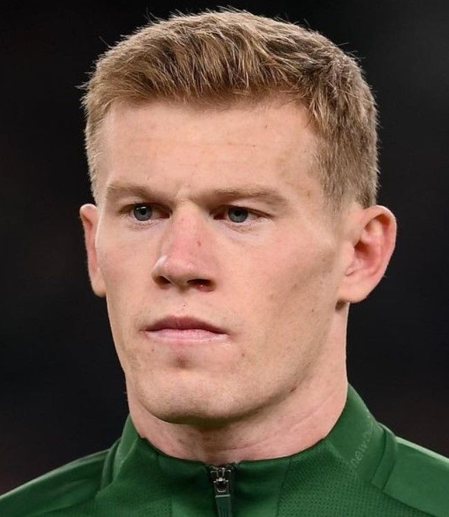 James McClean, football player